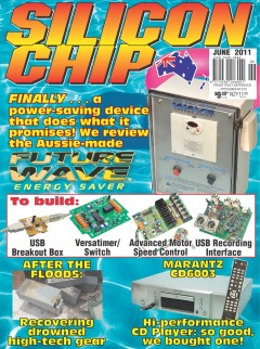 June 2011 - Silicon Chip Online