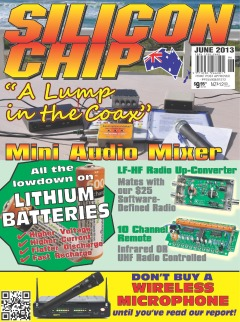June 2013 - Silicon Chip Online