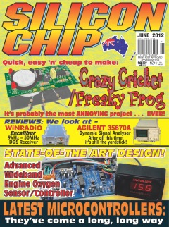 June 2012 - Silicon Chip Online