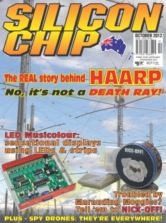 October 2012 - Silicon Chip Online