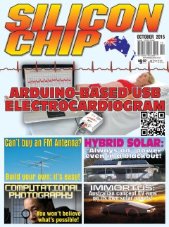 October 2015 - Silicon Chip Online