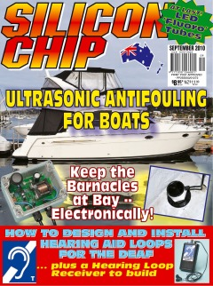 September 2010 - Silicon Chip Online