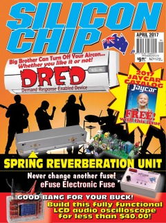 April 2017 - Silicon Chip Online on