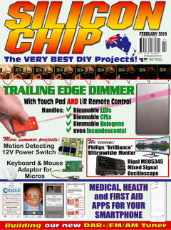 February 2019 - Silicon Chip Online